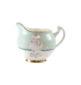 Yvonne Ellen London Yvonne Ellen - Carnival Animal  - Cream Jug - Poodle - Bone China