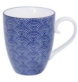 Tokyo Design Studio Tokyo Design Studio  Nippon Blue Mug 380 ml