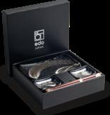 Edo Japan  Edo Japan | ANSEN | Japanse Sushi Servies Set | 6-Delig | 2 Persoons | In Geschenkdoos