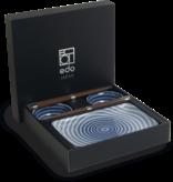 Edo Japan   Edo Japan | TOKUSA | Japanisches Sushi Geschirr Set | 6-Teilig | für 2 Personen | In Geschenkbox