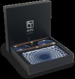 Edo Japan  Edo Japan | YUKI | Japanse Sushi Servies Set | 6-Delig | 2 Persoons | In Geschenkdoos