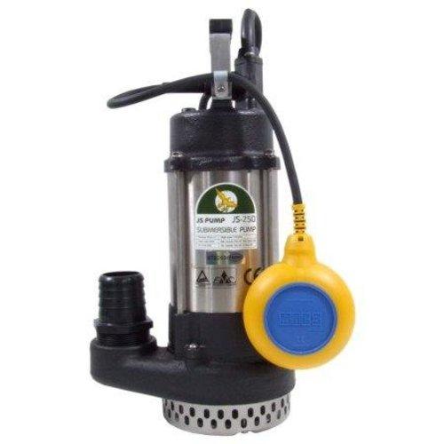JS 250 dompelpomp voor vuilwater