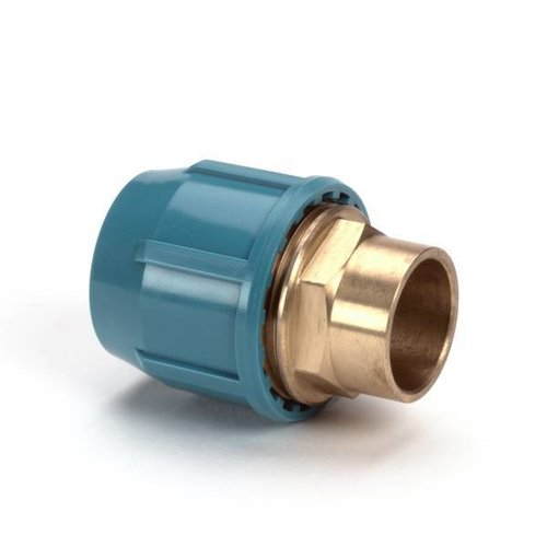 UF soldeerkoppeling klem x inwendig capillair