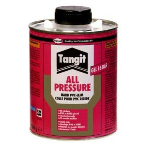 Tangit all presure hard pvc lijm blik a 250 gram