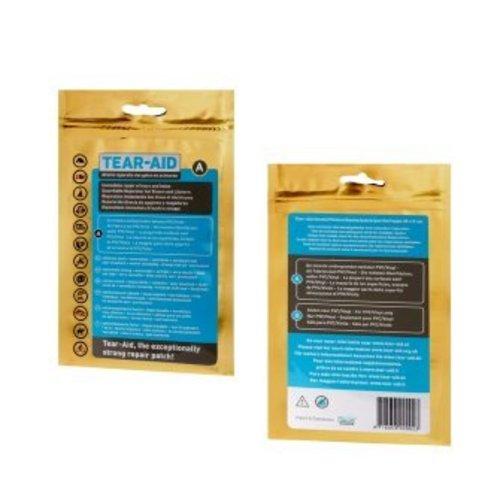 Tear Aid reparatieset type A, permanent reparatieproduct niet geschikt op PVC/vinyl