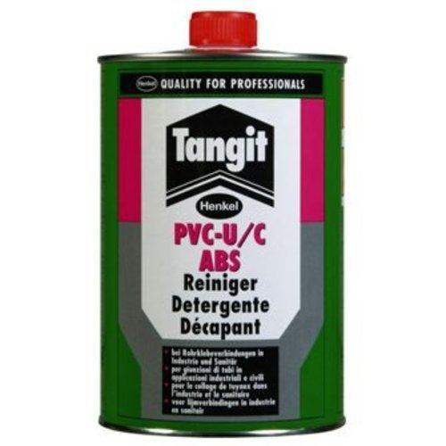 Tangit reiniger tbv hard PVC, pvc-c en abs lijmverbindingen, blik a 1000 ml