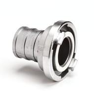 Storz aluminium koppeling met slangtule