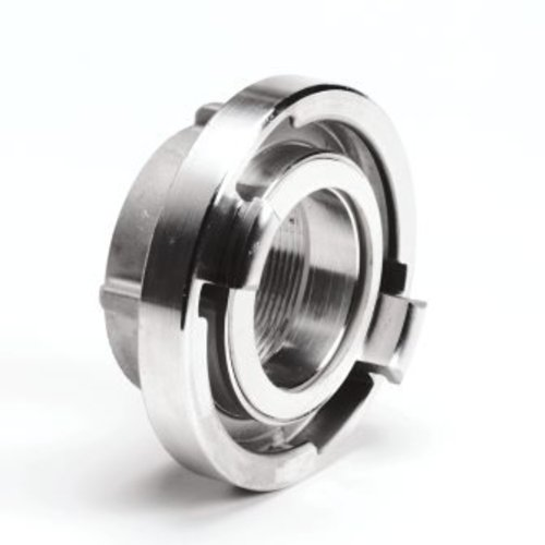 Storz aluminium koppeling met binnendraad