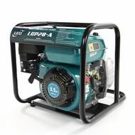 Leo zelfaanzuigende benzine motorpomp, type LGP20A, schoon water