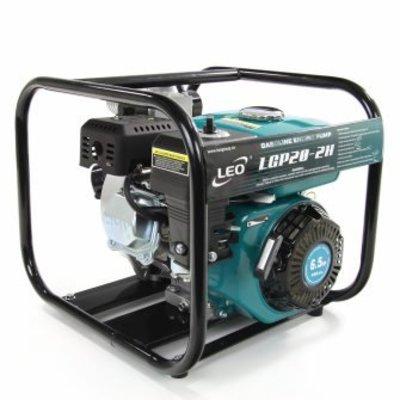 Leo zelfaanzuigende benzine motorpomp, type LGP20-2H, hoge druk