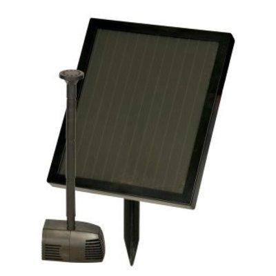 Hozelock fontijnpomp op zonne energie