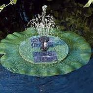 Hozelock drijvende fontijnpomp