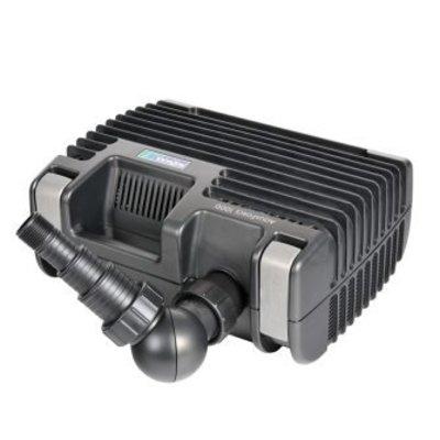 Hozelock filter,- en watervalpomp, Aquaforce 1000 liter p/u