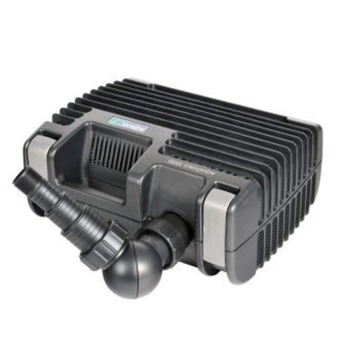 Hozelock filter,- en watervalpomp, Aquaforce 8000 liter p/u