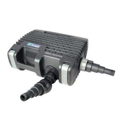 Hozelock filter,- en watervalpomp, Aquaforce 12000 liter p/u