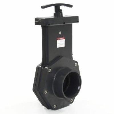 AquaTec schuifkraan 90mm