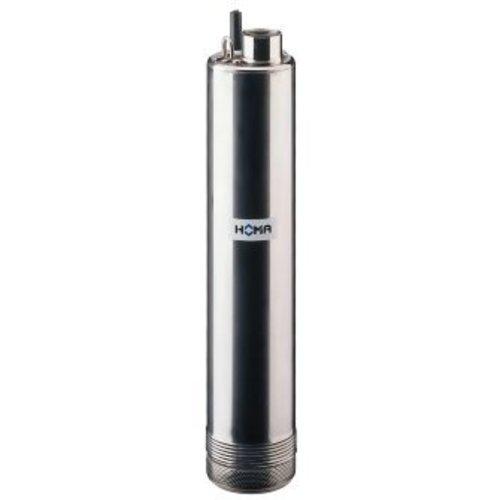 Homa bronpomp voor schoonwater, H 802 W, rvs, 230 V