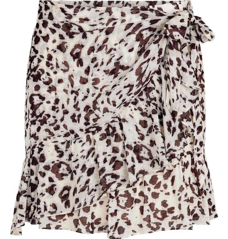 Second Female Ecru/Black Leanna Skirt 51483