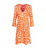 Marc Cain Collections Orange Tunica KC5401