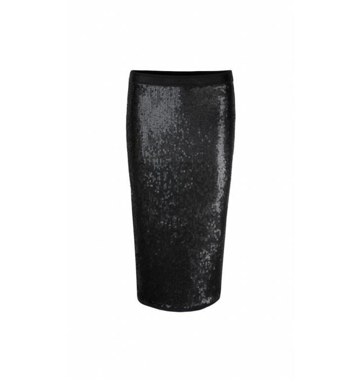Marc Cain Sports Black Skirt KS7113