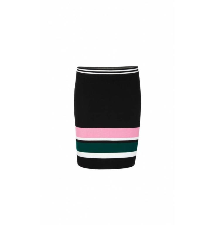 Marc Cain Sports Black Skirt KS7116