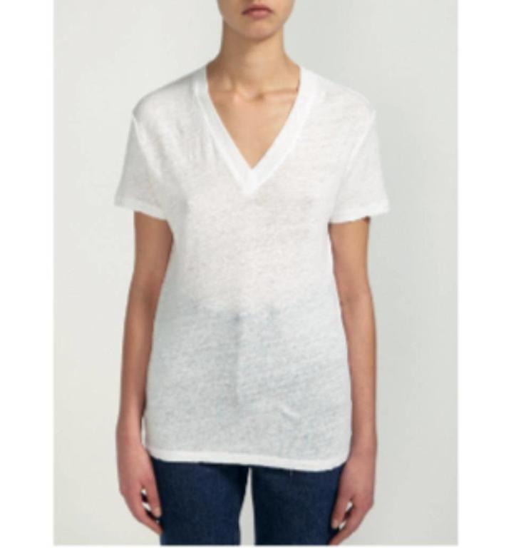 IRO White Shirt Libby
