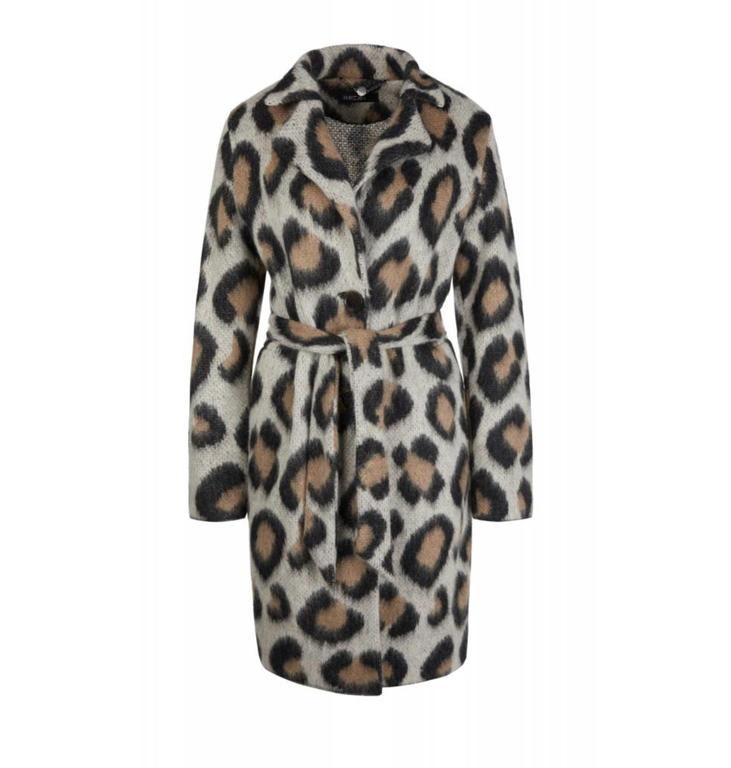 Marc Cain Collections Leopard Mantel KC1115