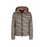 Marc Cain Collections Leopard Outdoor Jacket KC1211