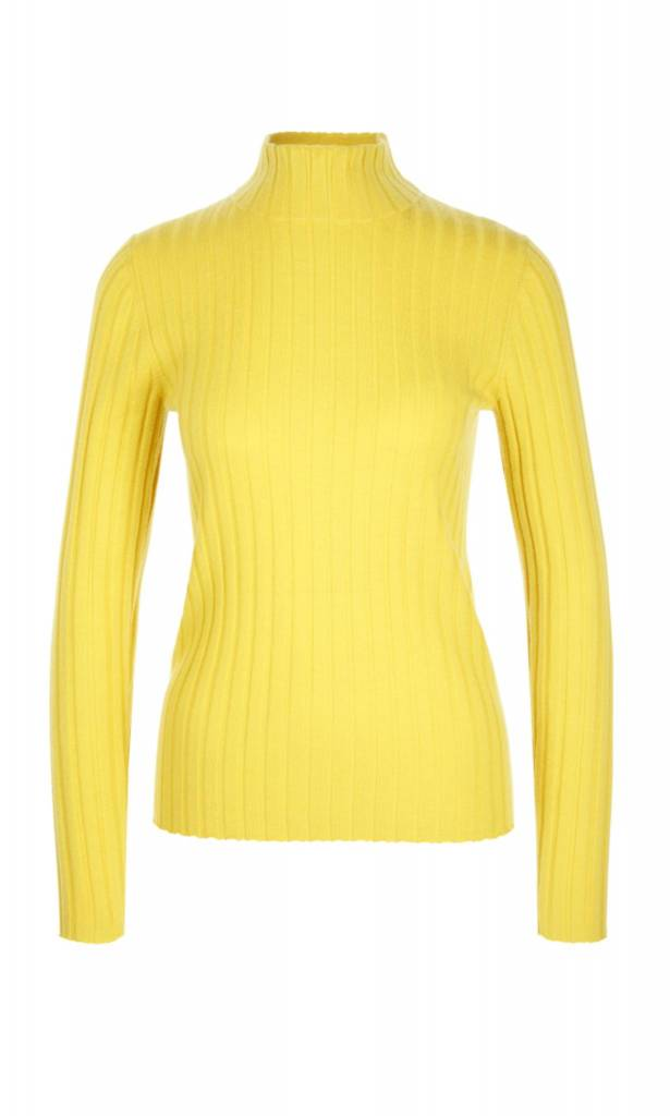 Marc Cain Collections Yellow Trui KC4150