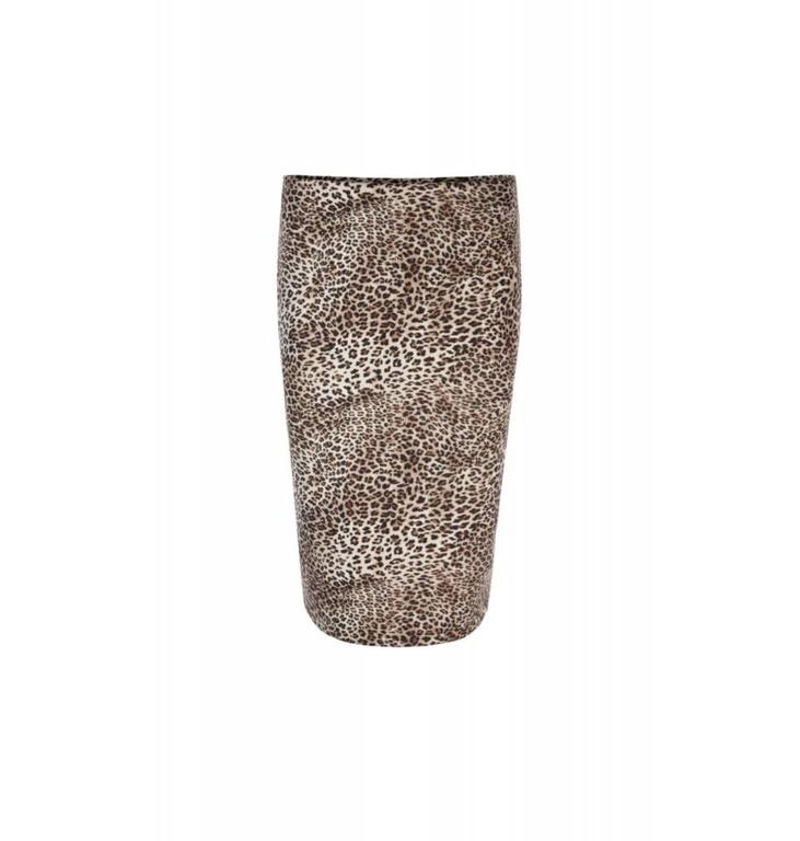 Marc Cain Collections Leopard Skirt KC7180