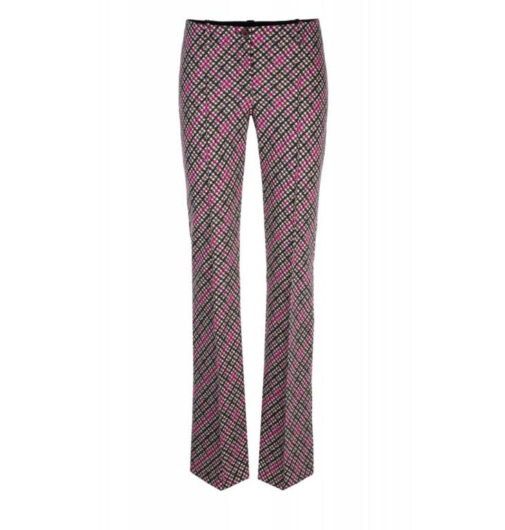 Marc Cain Collections Tweed Pantalon KC8115