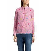 Marc Cain Collections Pink Blouse KC5116