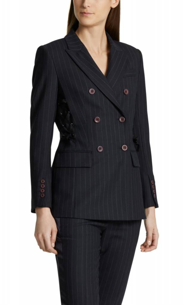 Marc Cain Collections Navy Blazer KC3423