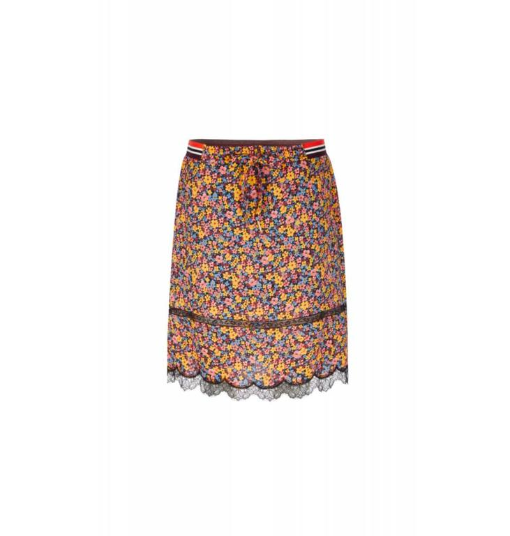 Marc Cain Sports Floral Skirt KS7141