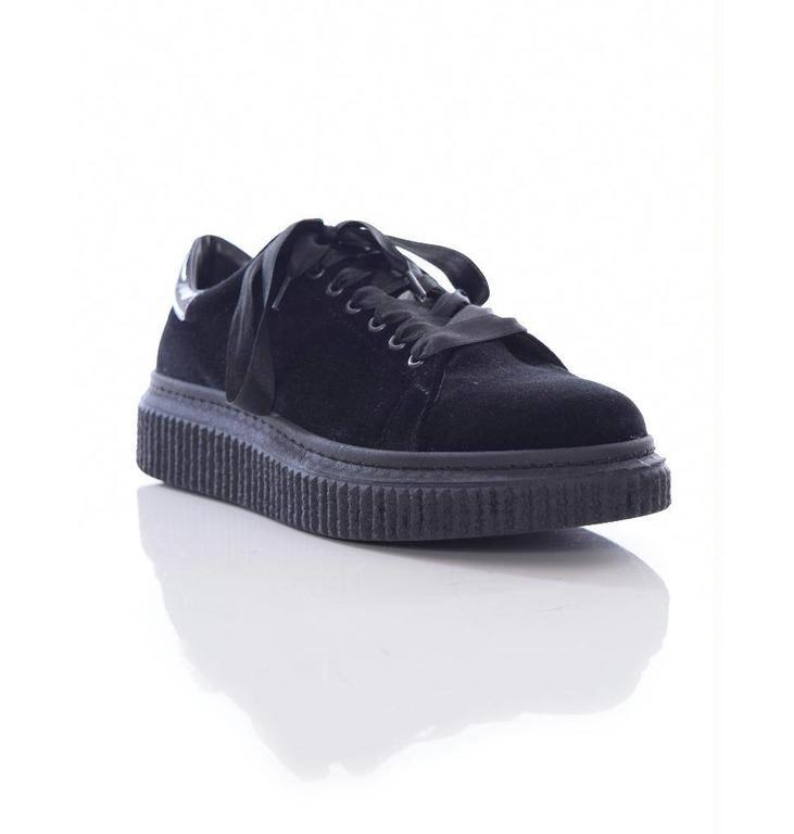 Hip Shoe Style Hip Shoe Style 10 VL Velour Sneaker D1420