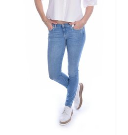 7 For All Mankind 7 For All Mankind Denim Blue The Skinny SWTU80C