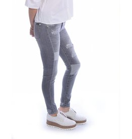 7 For All Mankind 7 For All Mankind Grey The Skinny SWTU790