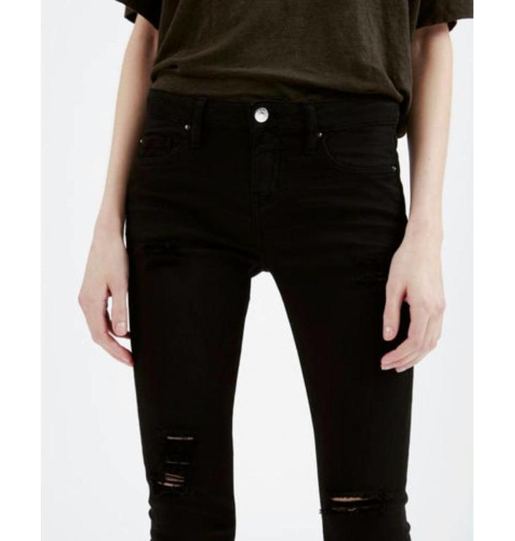 IRO IRO Black Jeans Jarod
