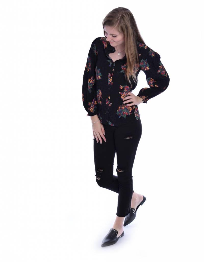 IRO Black Jeans Jarod