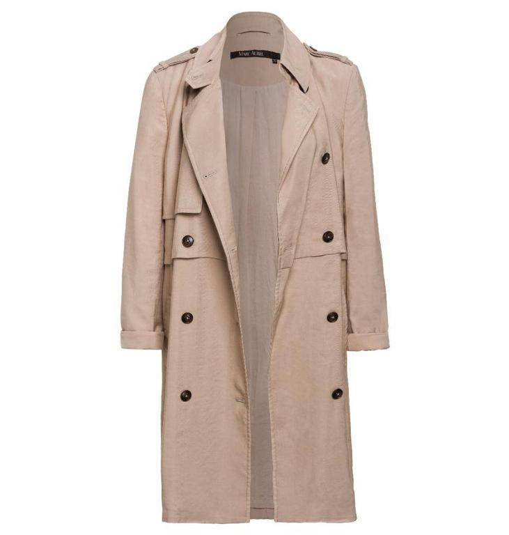 Marc Aurel Marc Aurel Sand Trenchcoat 5405