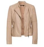 Marc Aurel Sand Leather Jacket 3457