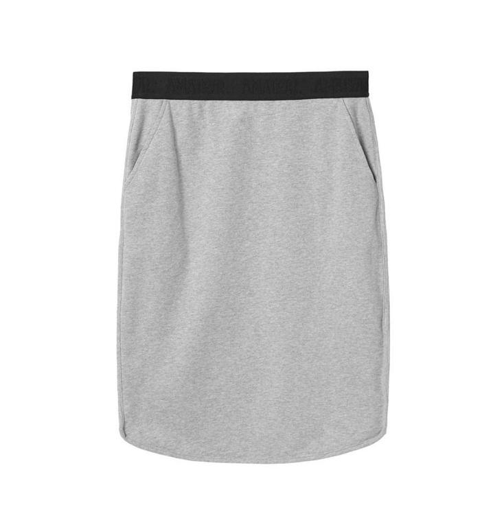 Amator Amator Grey Skirt Vasco