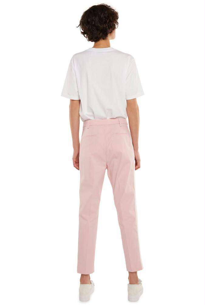 Essentiel Antwerp Pink Twill Be Happy Pants Paley