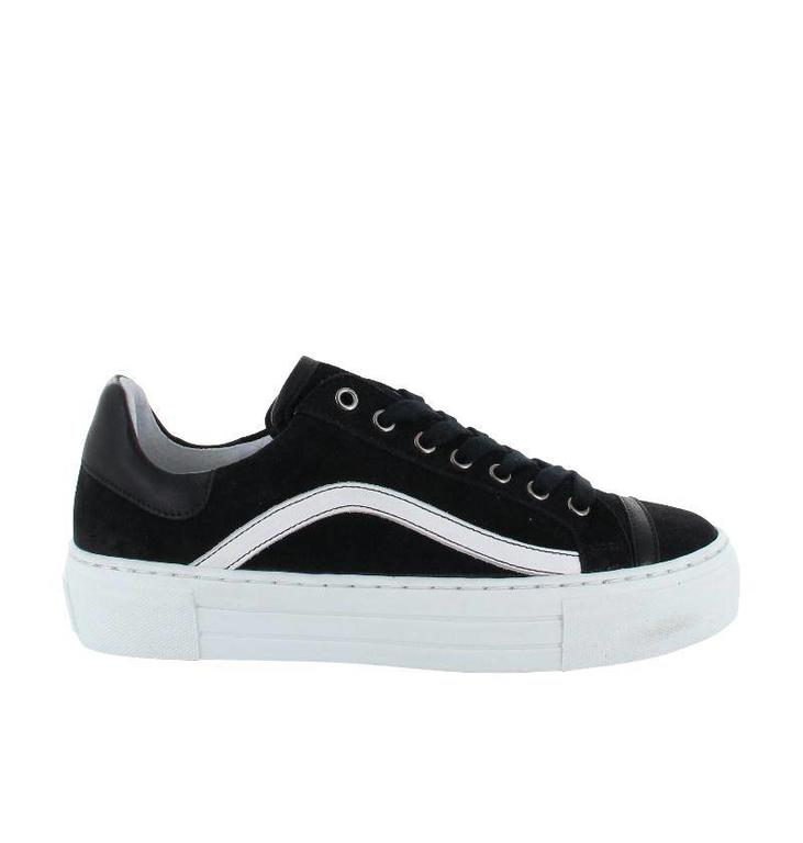 Tango Shoes Tango Shoes Black Sneaker Katja