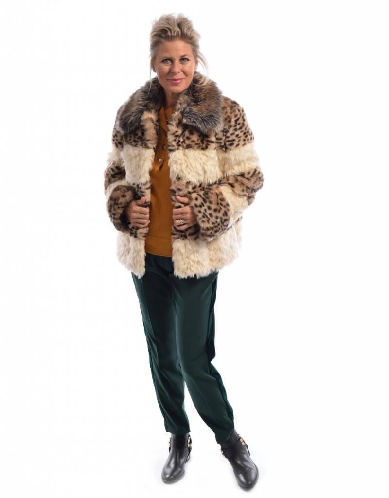Pinko Leopard Bontjas Falcione