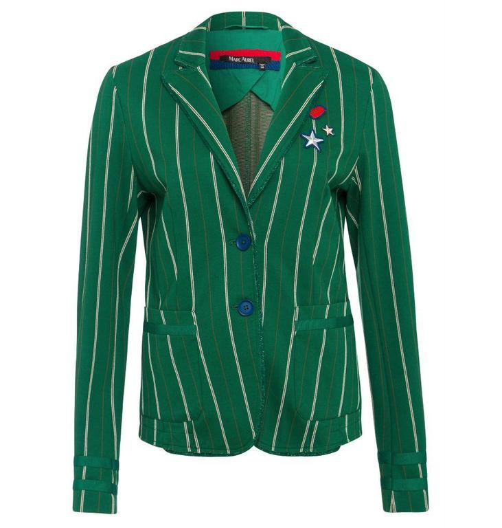 Marc Aurel Marc Aurel Green Blazer 3522