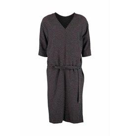 Humanoid Humanoid Black Stripe Dress Udo