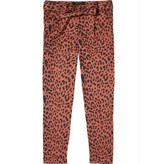 Maison Scotch Roest Printed Pants 143998
