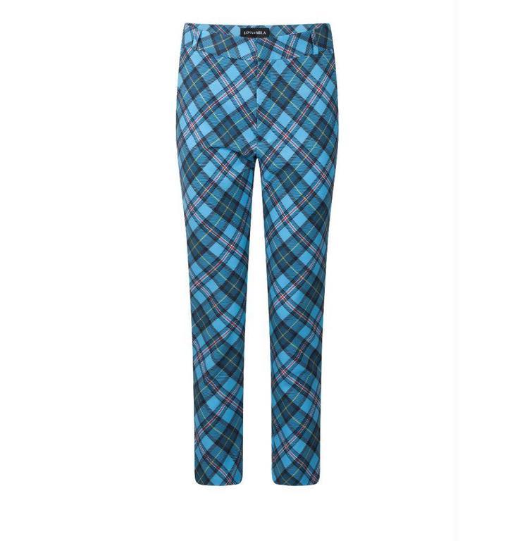 Lona Mila Lona Mila Blue Pantalon Lm181.003