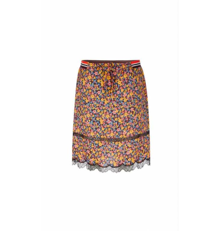 Marc Cain Marc Cain Floral Skirt KS7141